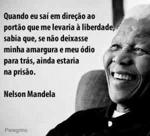 Mandela - declaração