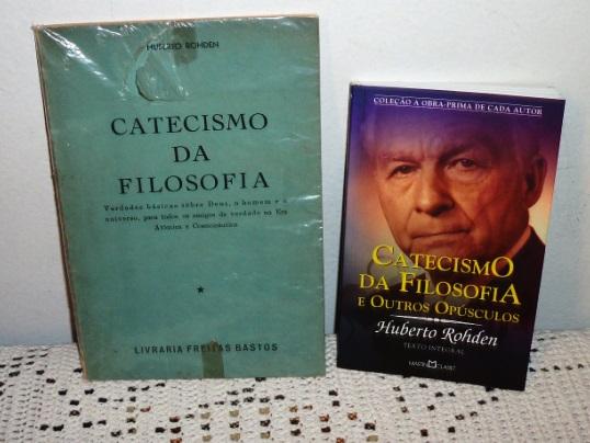 CATECISMO DE FILOSOFIA
