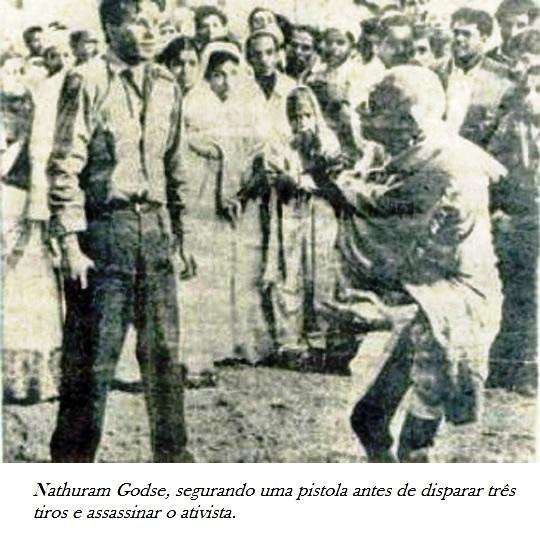 assassinato de Gandhi